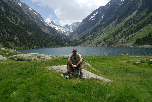 Vacances pyrenees - Lac de gaube ...